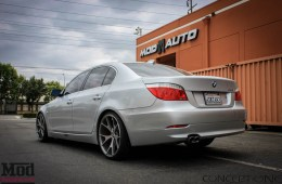 BMW_E60_528i_Concept_One_CSM-5_wheels_20x9_20x10_Gunmetal_-1