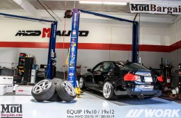 BMW_E90_M3_Work_Equip_19x10_19x12_Nitto_Invo_BC_Coilovers_MeganExhaust (1)
