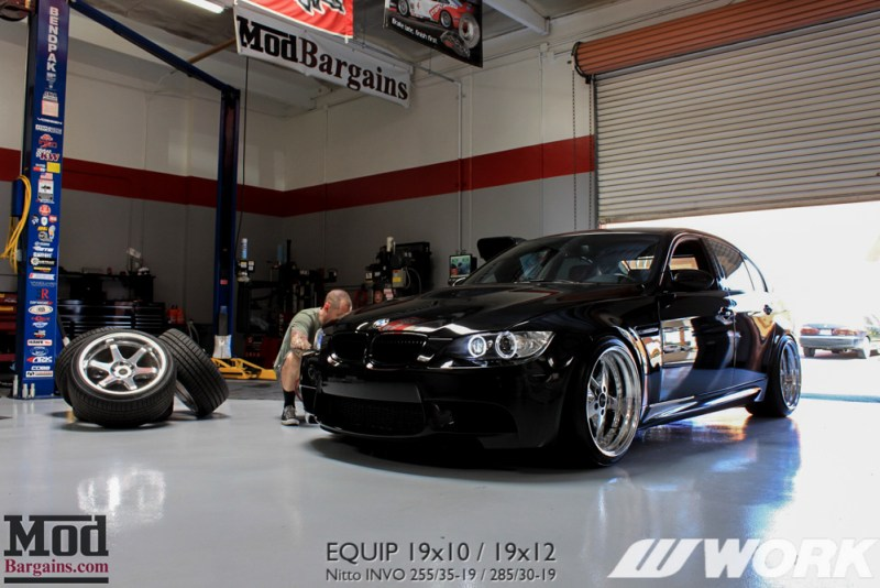 BMW_E90_M3_Work_Equip_19x10_19x12_Nitto_Invo_BC_Coilovers_MeganExhaust (18)