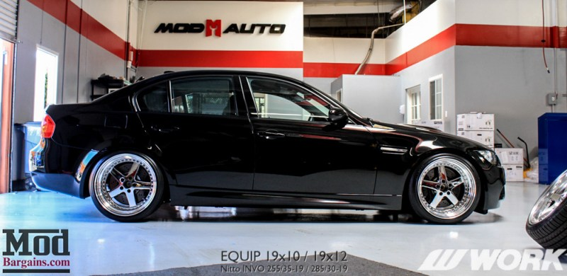 BMW_E90_M3_Work_Equip_19x10_19x12_Nitto_Invo_BC_Coilovers_MeganExhaust (20)