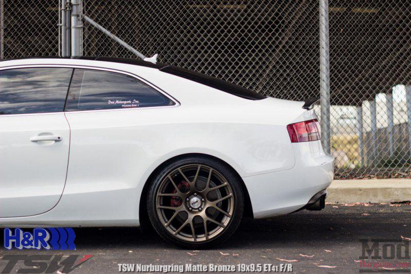 Audi_B8_A5_TSW_Nurburgring-Matte-Bronze-19x95et41_HR_Springs_CF_Spoiler_RS5_grille (4)