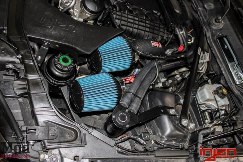 BMW_E82_135i_ER_FMIC_CP_Injen_Intake_Ark_Exhaust_COBB_AP_Forgestar_CF5-35
