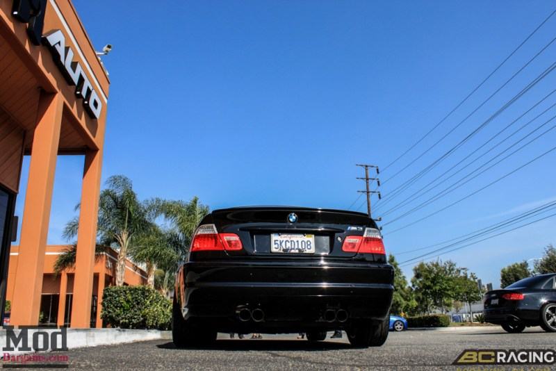 BMW_E46_m3_BC_Coilovers_SportlineCS16_Megan_Exh_Blake_HALOS-9 (24)
