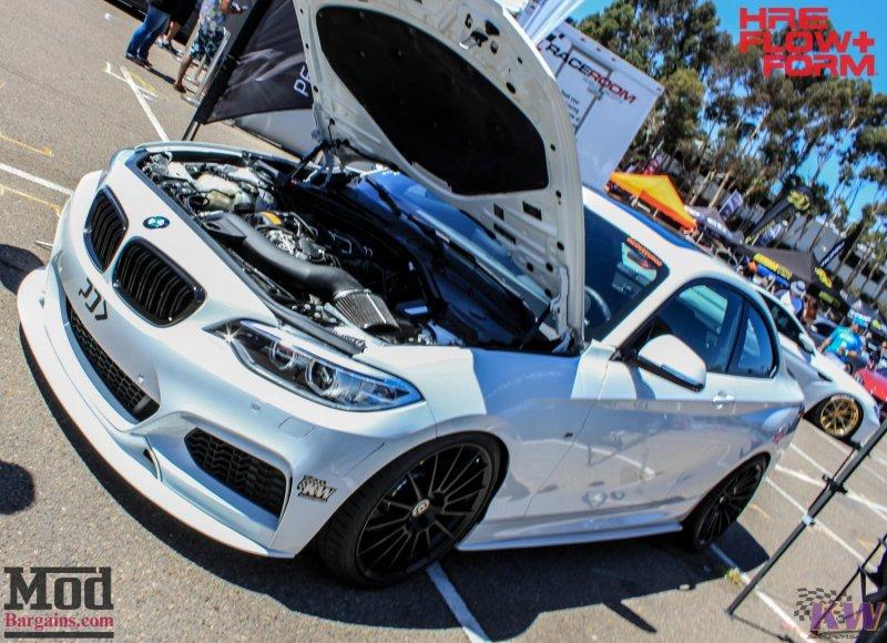BMW_F22_M235i_HRE_FF15_Tarmac_BMS_Intake_KW