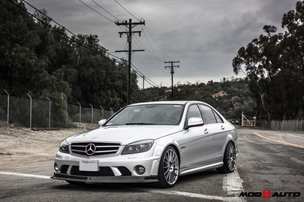 Project C63 AMG: My Experience Modding my Mercedes W204 – By Ron Hay