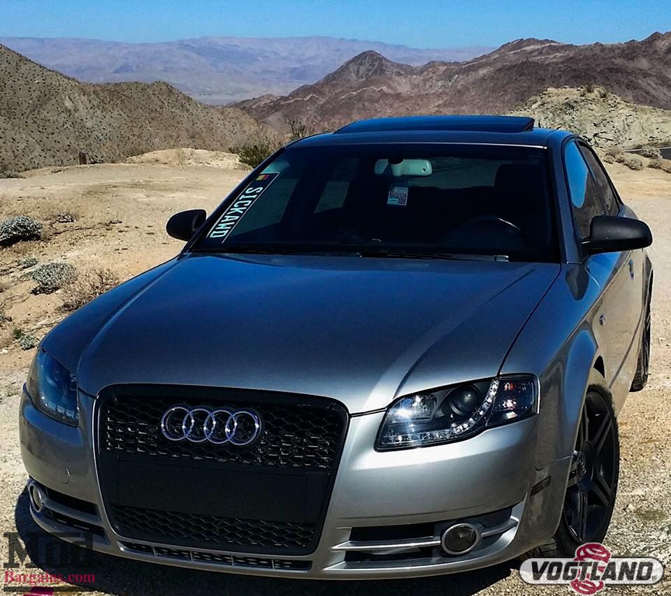5 Best Mods For B7 Audi A4 2.0 TFSI