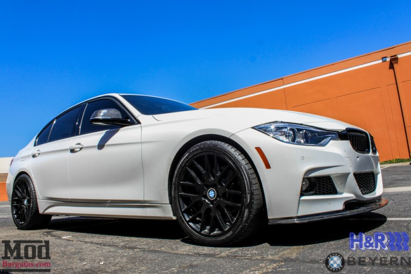 BMW_F30_335i_White_Beyern_Wheels_CF_Lip_Spoiler-7