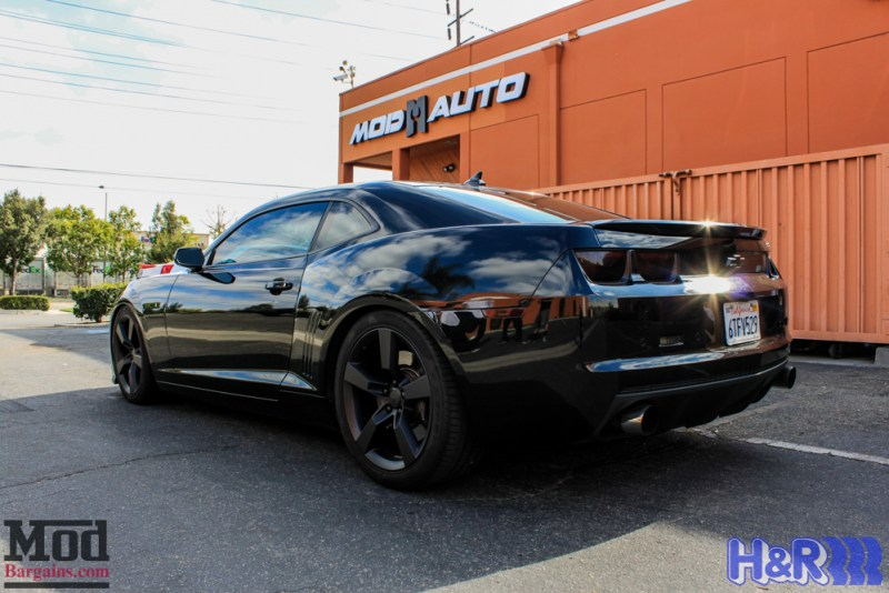 Camaro SS HR Coilovers Borla Atak Exhaust (7)