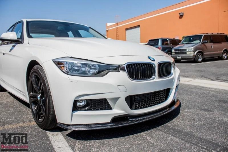 BMW_F30_328d_White_CF_Splitter_Spoiler_Diffuser-7