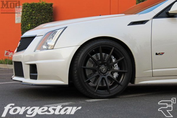 DEAD STOP: Mike's Cadillac CTS-V Gets R1 Concepts Brakes For Serious Stopping Power