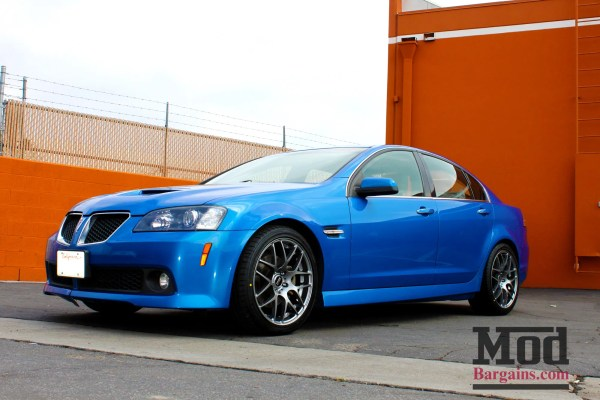 4 Best Mods for Pontiac G8 / G8 GT / Holden Commodore