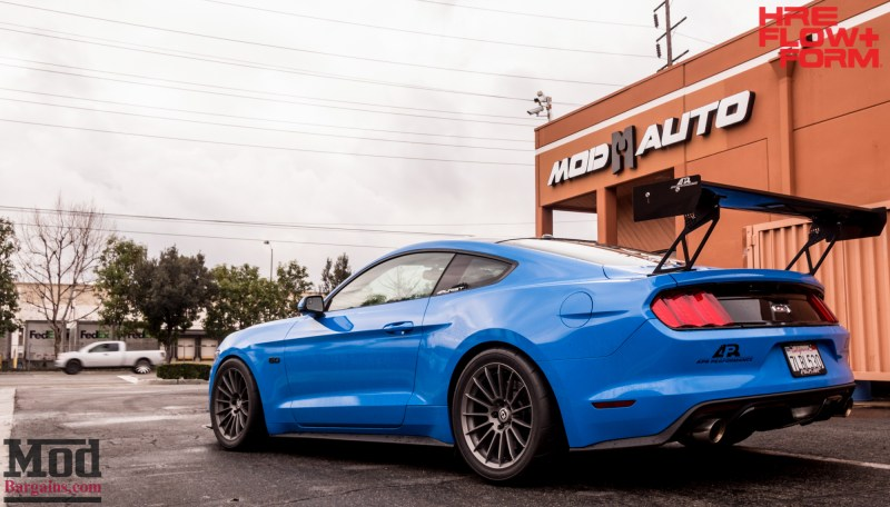 Before After Michael S Track Day S550 Mustang Gt On Hre