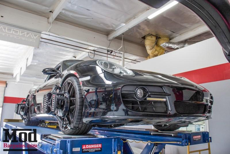 Porsche_987.2_Cayman_S_Ruger_Mesh_MatteBlack_20in_Springs_Exhaust-42