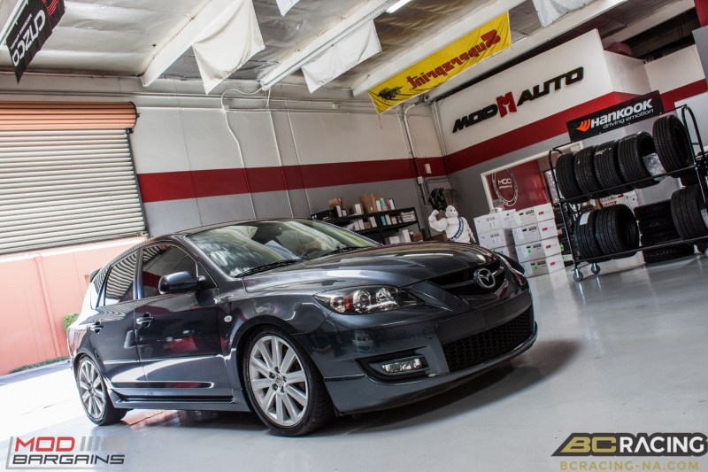 Mazdaspeed3 BC Coilovers (25)