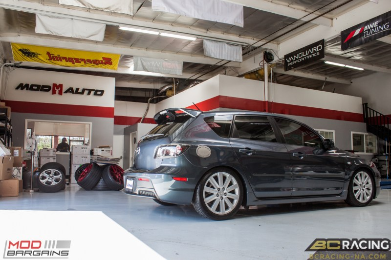 Mazdaspeed3 BC Coilovers (26)