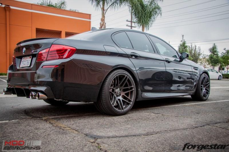 BMW F10 M5 RPI Exhaust Forgestar F14 (10)