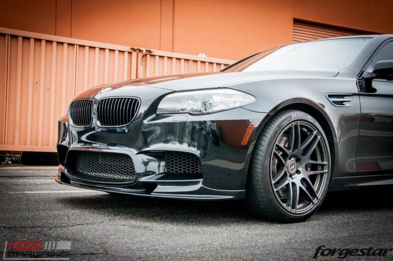 BMW F10 M5 RPI Exhaust Forgestar F14 (17)