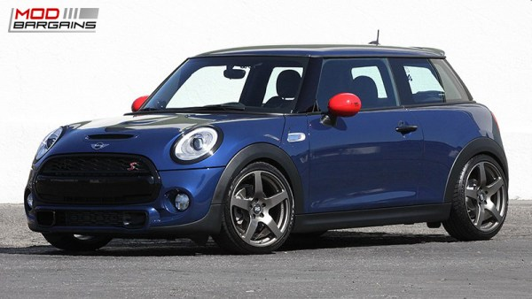 4 Best Mods For The New F56 Mini Cooper S –  Small Fighter Packs a BIG Punch!