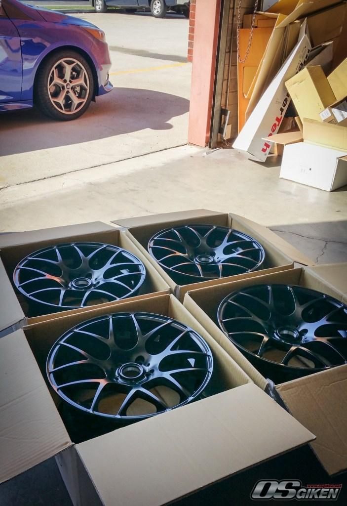 OS Giken USA- (STX) Ford Focus ST Build IMG010