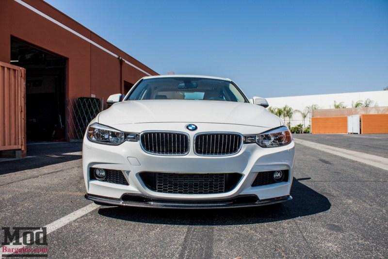 BMW_F30_328d_White_CF_Splitter_Spoiler_Diffuser-5
