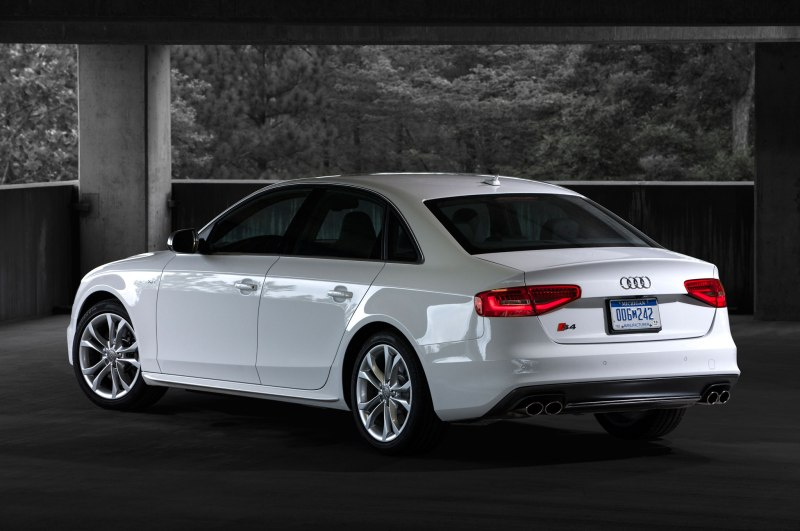 The base B8/B8.5 S4 wheels were always somewhat lacking.