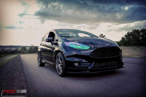 Review: Modded Fiesta ST Carves Colorado's Finest Backroads