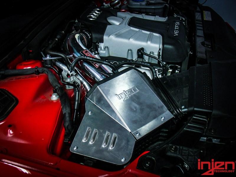 Injen Intake 2012 B8 V6 TFSi 3.0L Supercharged_SP3079P_img002