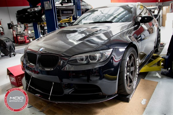 Maximum Performance E92 BMW M3: CSF Cooling Parts with Mod Expert Sean