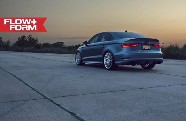 Spotlight: D3ADBOLT's Mean 8V Audi A3 on HRE FF15 Wheels