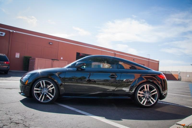 Audi TT MK 3 Lowering Springs (8)