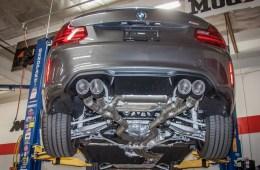 BMW F87 M2 Remus Exhaust (2)