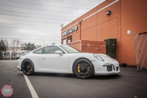 VIDEO: Porsche 911 GT3 Gets BRUTAL Sharkwerks Exhaust At ModBargains