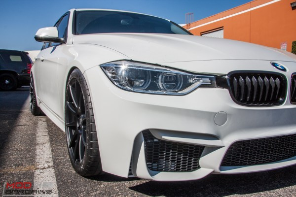 You Won't Believe How This F30 BMW 328i Looks After We Did This…