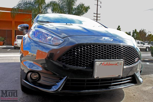 Quick Snap: Ford Fiesta ST Breathes big with Mishimoto FMIC