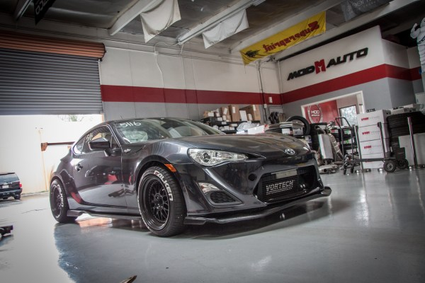 Feature: Scion FR-S gets Vortech Supercharged @ ModAuto
