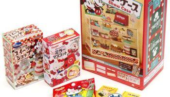 Five new Disney, Hello Kitty and Rilakkuma Re-Ment sets