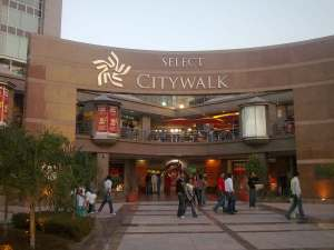 select city walk