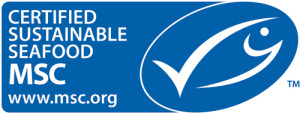 The Marine Stewardship Council ecolabel.