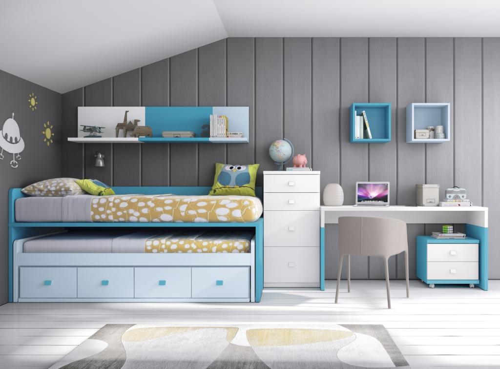 Nuevos muebles juveniles de glicerio chaves un mundo de - Mundo joven muebles catalogo ...