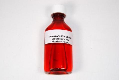 Murray's 4 ounce Liquid Dry Fly Floatant.