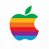 Apple logo from 1978