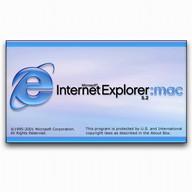 Microsoft Internet Explorer for Mac