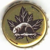 Sleeman beer cap