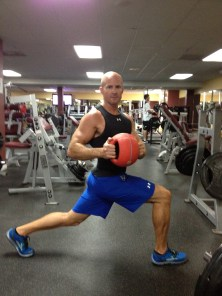 Form Fitness Golf Workout