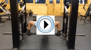 30 days of Push-ups: Day 26 Wide to Close Grip, Smith Machine Level Push-ups video thumbnail