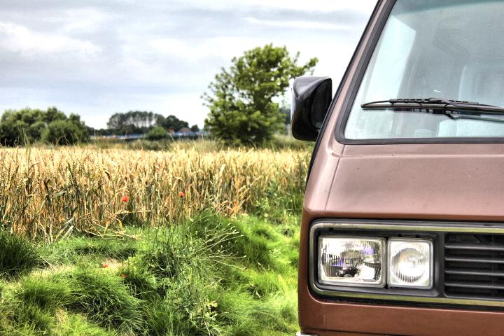 VW camper love