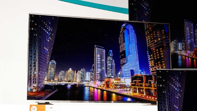 Hisense Wants to Make Cheap 4K HDR Look Expensive