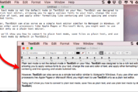 How to Use Plain Text Mode in TextEdit on Your Mac