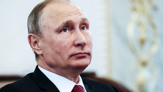 Don't Buy Into Putin's Latest Misdirection on Election Hacking