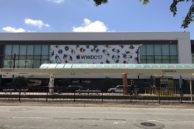Apple is Decorating the McEnery Convention Center Ahead of WWDC 2017